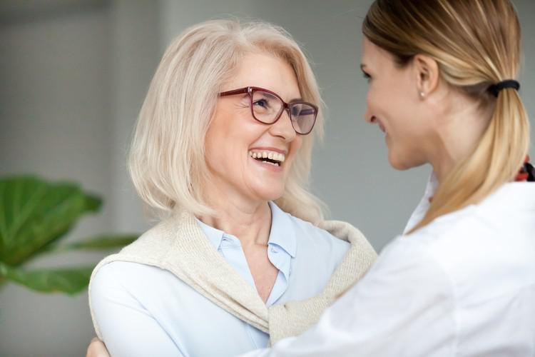 Floral para a menopausa