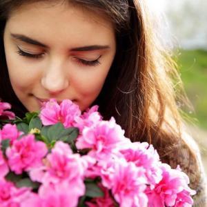 Floral para a feminilidade